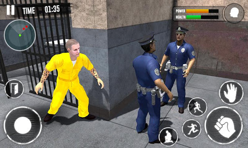 Jail Break Escape – Prison Fighting Game ss 1