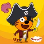 Kid-E-Cats: Pirate treasures. Adventure for kids APK