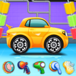 Kids Car Wash Salon And Service Garage APK