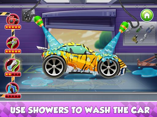 Kids Car Wash Salon And Service Garage ss 1