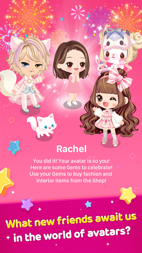 LINE PLAY – Our Avatar World ss 1