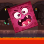 Lava Cave The Jumper Monsters APK