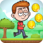 Little Boy Run and Jump Adventure game APK