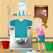 Little Laundry Service : Cloth Washing Game APK