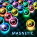 Magnetic balls: Neon APK