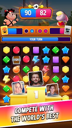 Match Masters – Jeu de puzzle JcP Match 3 ss 1