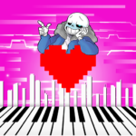 Megalovania Piano Tiles Game APK