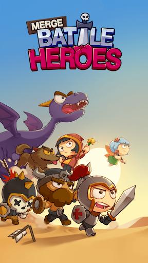Merge Battle Heroes ss 1