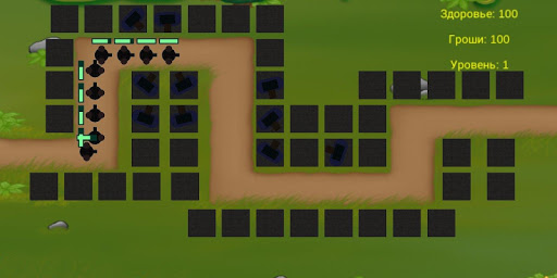 Minimal Tower Defence ss 1