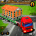 Mobile Home Transporter Truck: House Mover Games APK