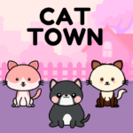 My Cat Town😸 – Free Pet Games for Girls & Boys APK
