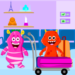 My Monster Town – Airport Games for Kids APK