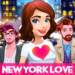 New York Story Teen Love City Choices Girls Games APK