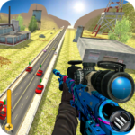 Offroad Traffic Shooting 2019 APK