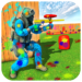 Paintball Shooting Arena – Paintball Color Battle APK