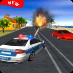 Police Shooting Car Racing 3d APK