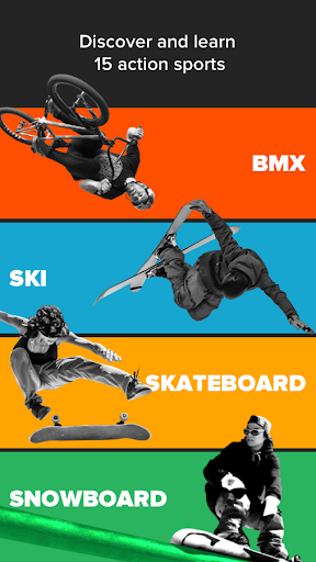 RIDERS BMX Skate Scooter ss 1
