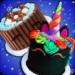 Real Cakes Cooking Game! Rainbow Unicorn Desserts APK