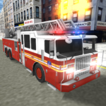 Real Fire Truck Driving Simulator: Fire Fighting APK