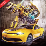 Real Gangster Robot Car Transform Game 2020 APK
