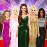 Red Carpet Dress Up Girls Game APK