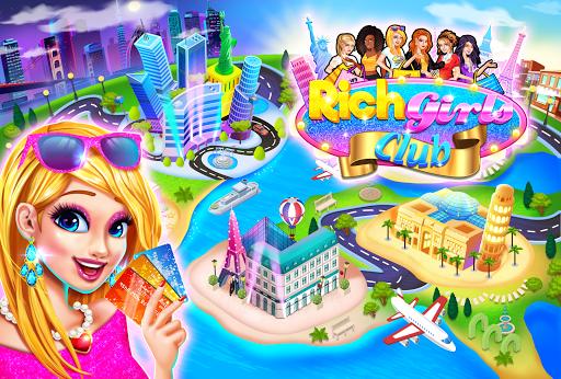Rich Girls Shopping – Cash Register Games ss 1