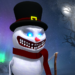 Scary Snowman Scream Town: Horror Ice Survival APK