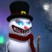 Scary Snowman Scream Town: Horror Ice Survival APK