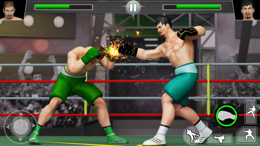 Shoot Boxing World Tournament 2019 Punch Boxing ss 1