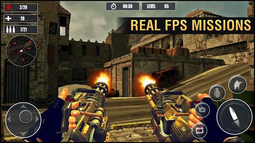Simulateur de mitrailleuse Jeux de pistolet ss 1