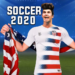 Soccer League Season 2020: Mayhem Football Games APK