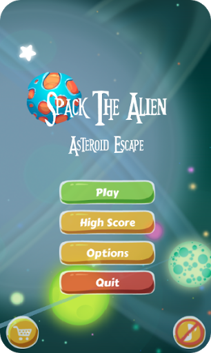 Spack The Alien Asteroid Escape Endless ss 1