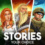 Stories: Your Choice (more resources at start) APK