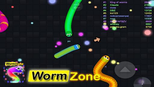 Super Snake Worm Zone 3D ss 1