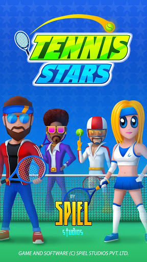 Tennis Stars Ultimate Clash ss 1