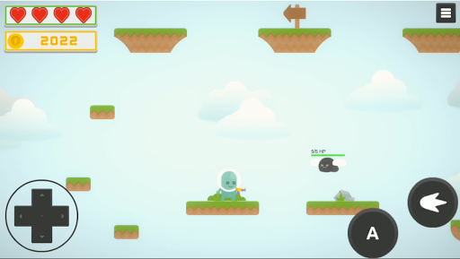 The Adventures of Burt and Friends – 2D Platformer ss 1