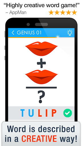 Think Creative Guess The Word For Genius Brains ss 1