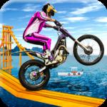 Tricky Bike Stunt Driving APK