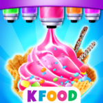 Unicorn Chef: Summer Ice Foods – Cooking Games APK