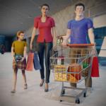 Virtual Mother Supermarket – Shopping Mall Games APK