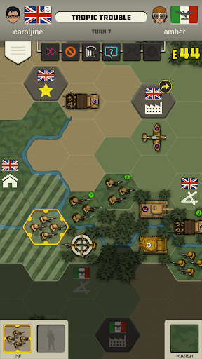 War Cronies – WW2 Strategy ss 1