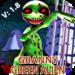 green alien Granny V2: Horror Scary MOD APK