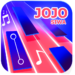jojo: Piano Tiles siwa APK