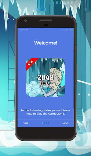 2048 Elsa Fanmade ss 1