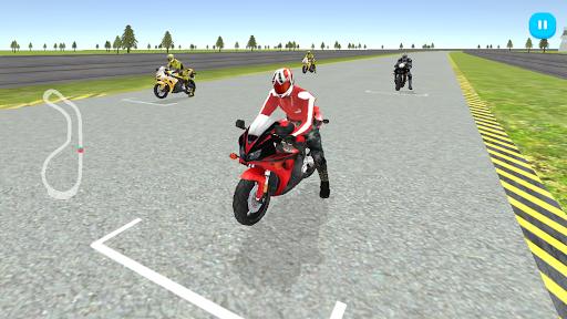 Bike Racing Knockout 3D ss 1