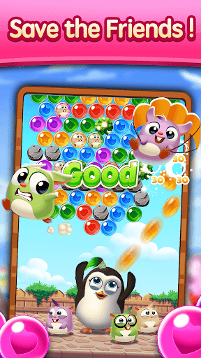 Bubble Penguin Amis ss 1