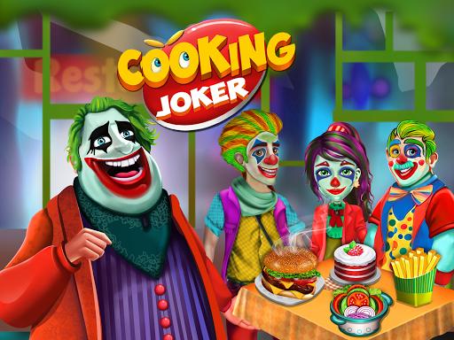 Cooking Joker Food Fever Restaurant Craze Kitchen ss 1