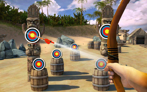 Crazy Chicken Shooting Game Archery Killing ss 1