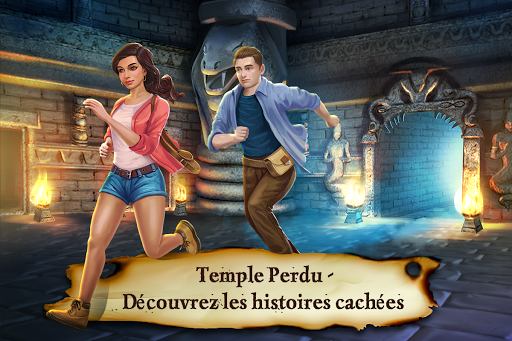 Hidden Escape Lost Temple aventure au loin ss 1