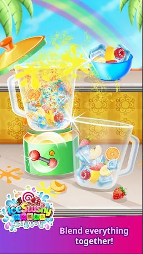 Ice Slushy Maker Rainbow Desserts ss 1